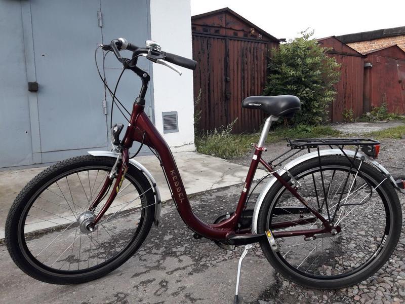 Велосипед дамский женский с Германии на Nexus 7 колесо 26. - Фото 3