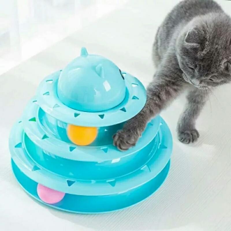 Интерактивная игра для кошки - Фото 2