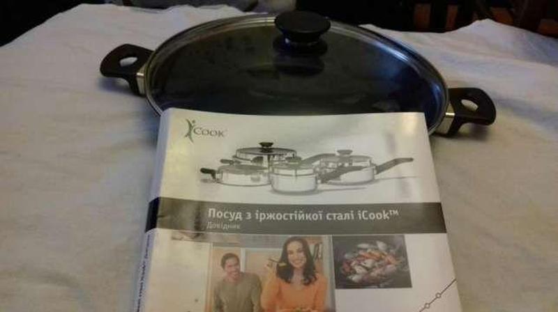 Сковорода icook 30см