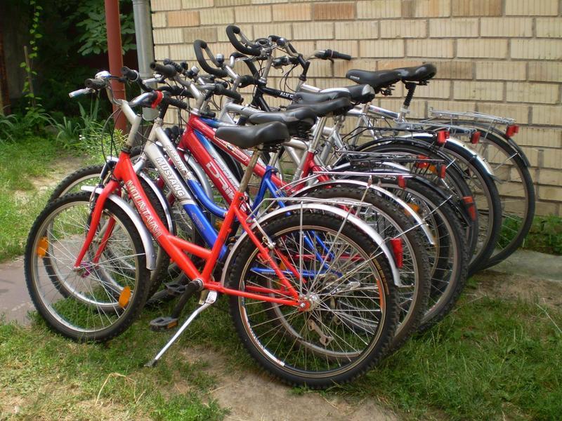 Б.у вело з Німетчини на зріст 120-150см. 7передач кол. 24д. - Фото 5