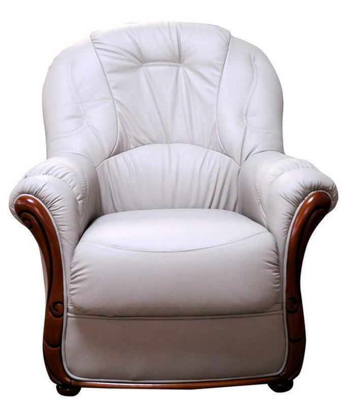 Кресла кожаные (Италия)