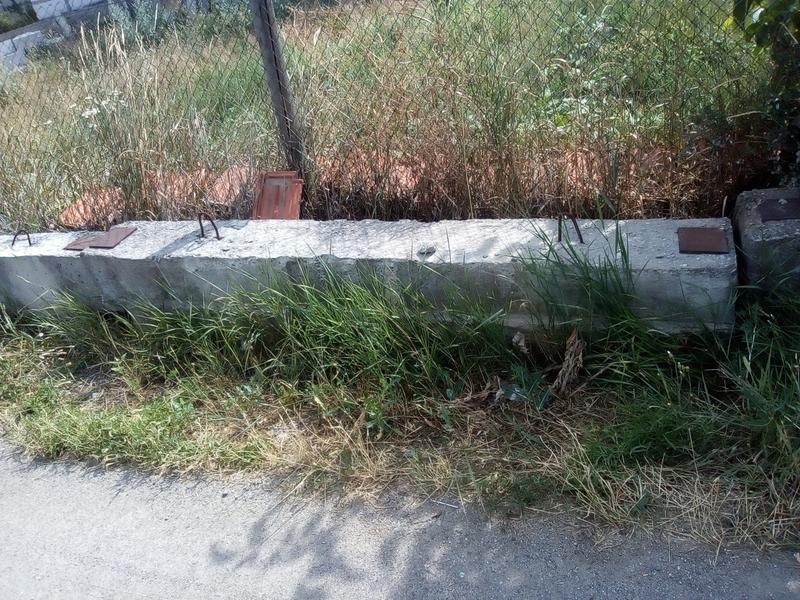 Региля бетонные 2550-8шт