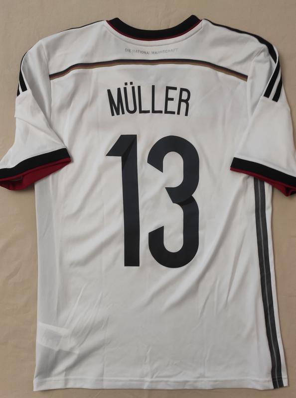 Футболка сборной германии - Фото 2