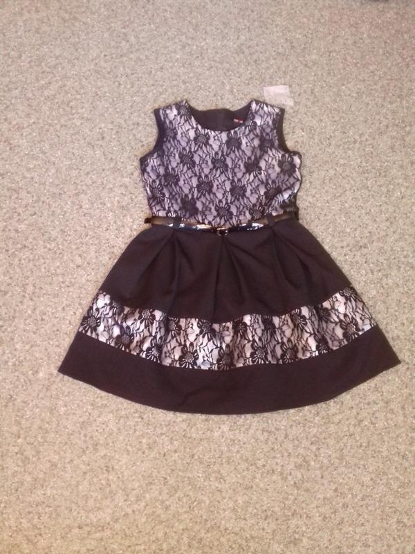 Детские школьные платья