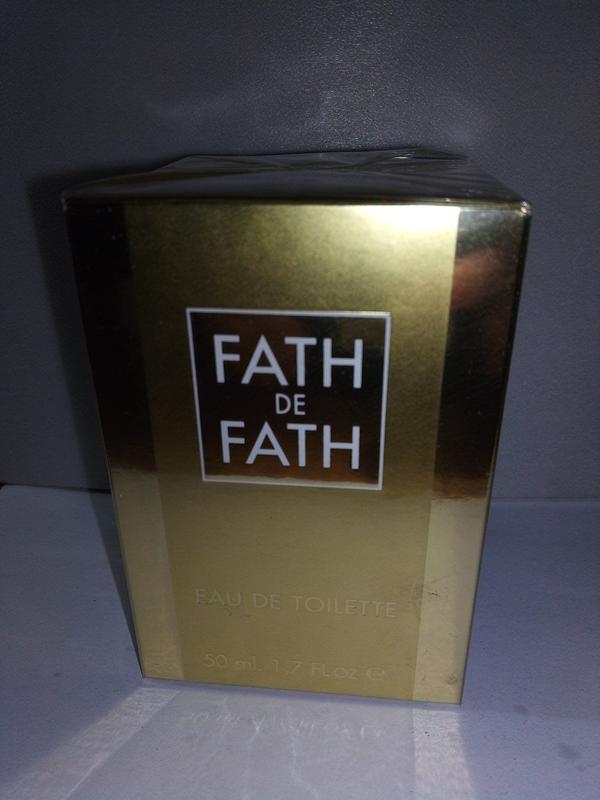 Fath de fath jacques fath 50 мл.