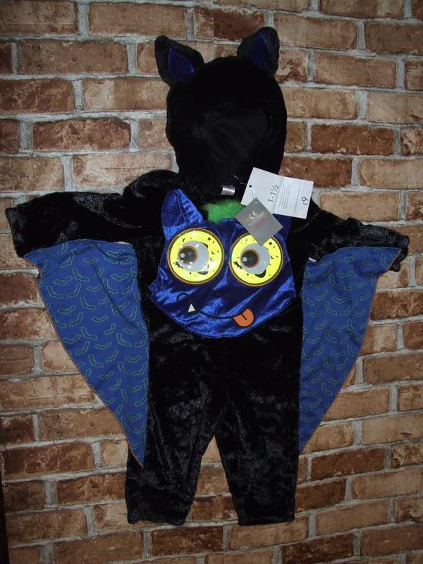 Новый карнавальный  новогодний костюм 1 - 2 года мальчику