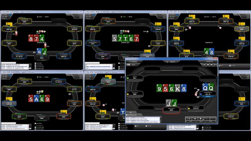 Покер Видео Курс! Король полного стола с Майклом Ньюманом. Fullri - Фото 4