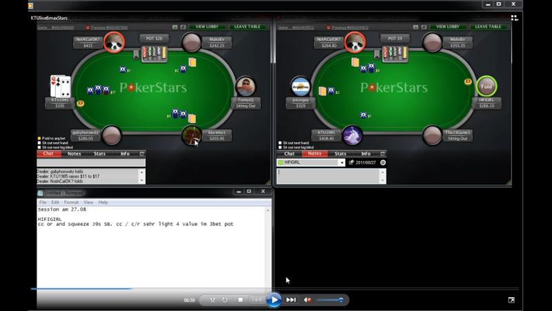 Покер Видео Курс! Прощание с чартами от KTU - Фото 5