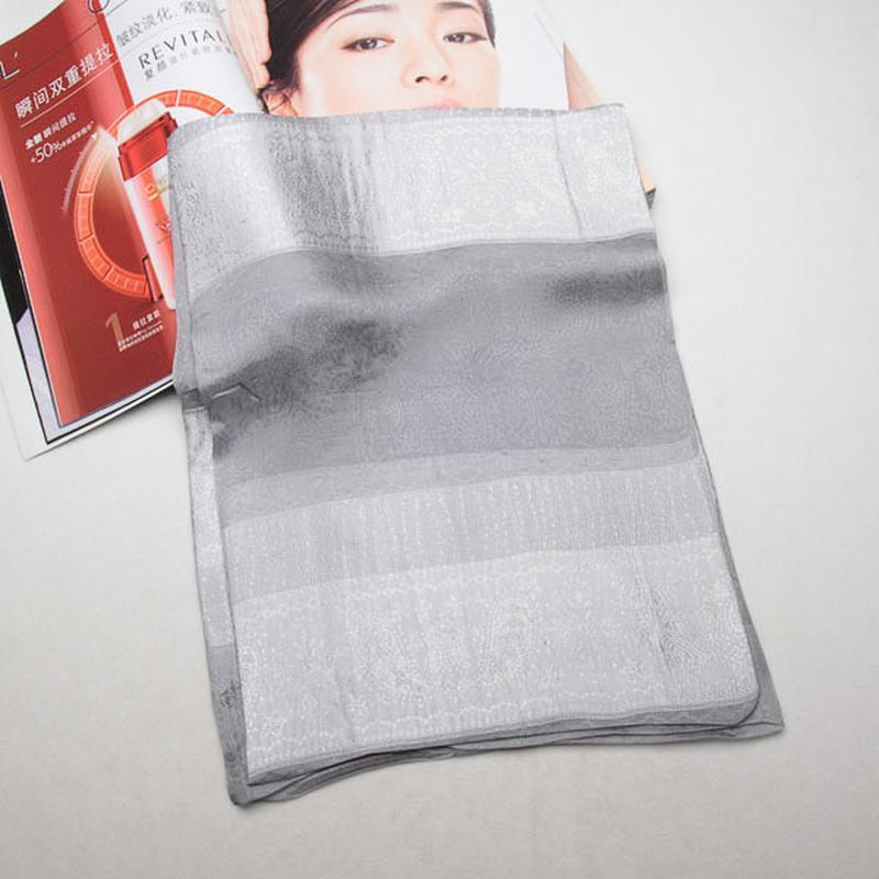 Роскошный шарф из 100% шелка. идея изысканного подарка ! - Фото 2