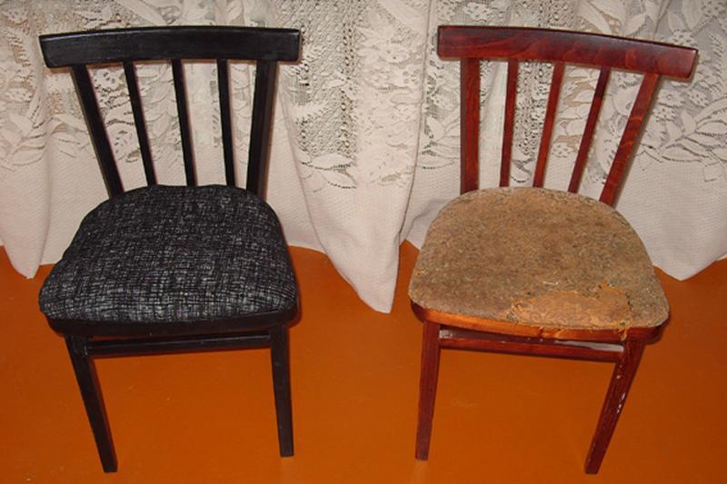 Ремонт и реставрация мебели столов, стульев, ножек