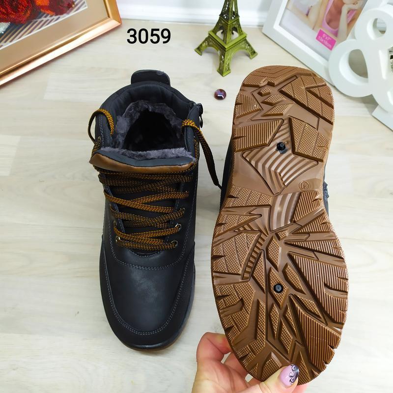 Зимние мужские ботинки - Фото 4