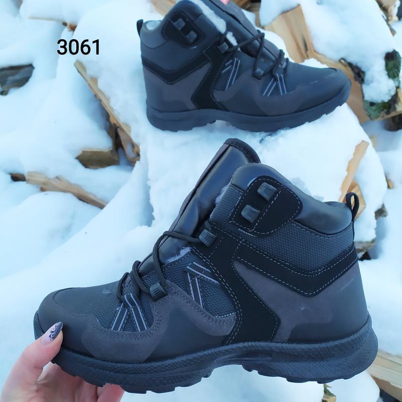 Ботинки мужские зимние paolla - Фото 3