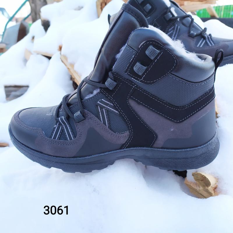 Ботинки мужские зимние paolla - Фото 6