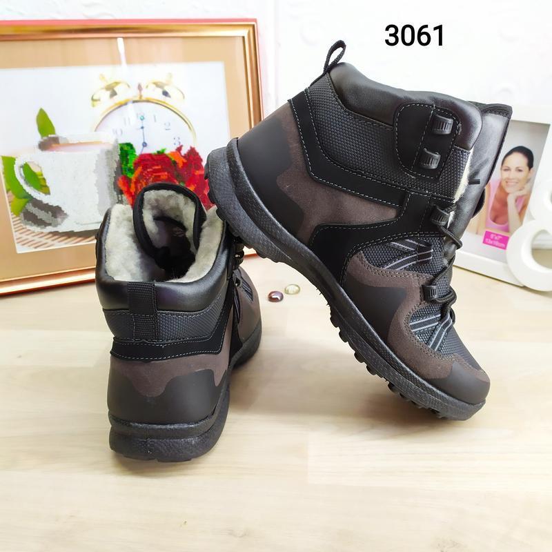 Ботинки мужские зимние paolla - Фото 7