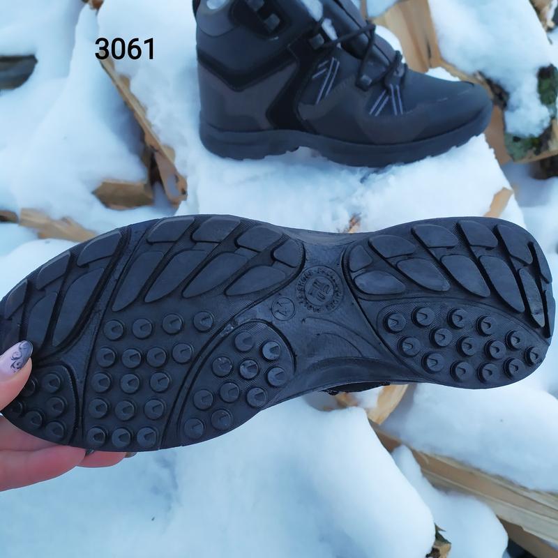 Ботинки мужские зимние paolla - Фото 8