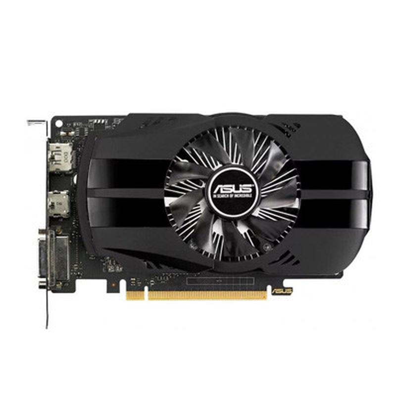 Відеокарта ASUS GeForce GTX 1050 Ti, 4Gb DDR5, 128-bit, DVI/HD...