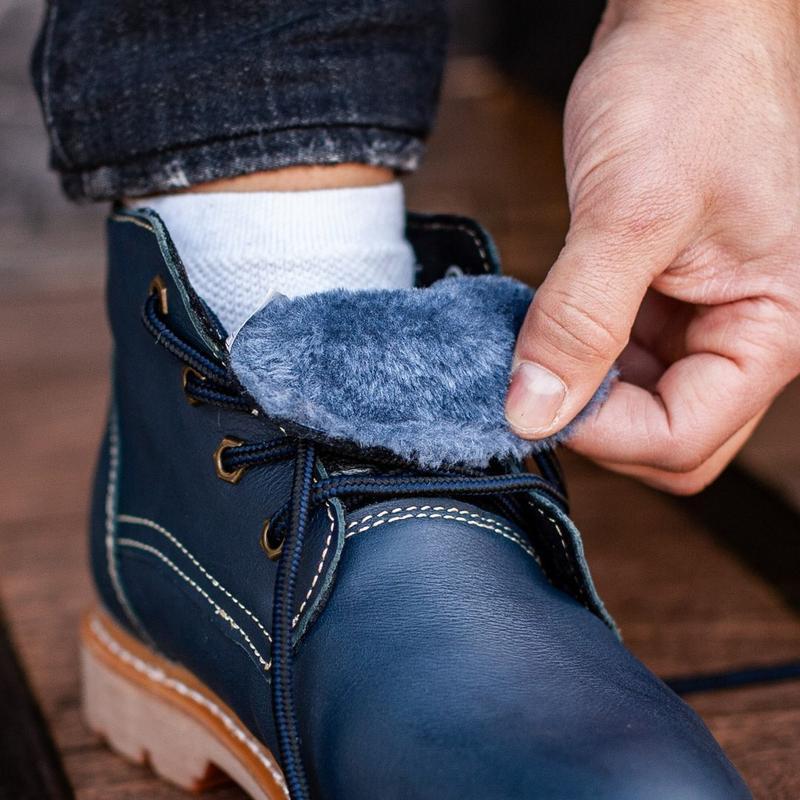 Ботинки south jaston blue (зима) - Фото 3