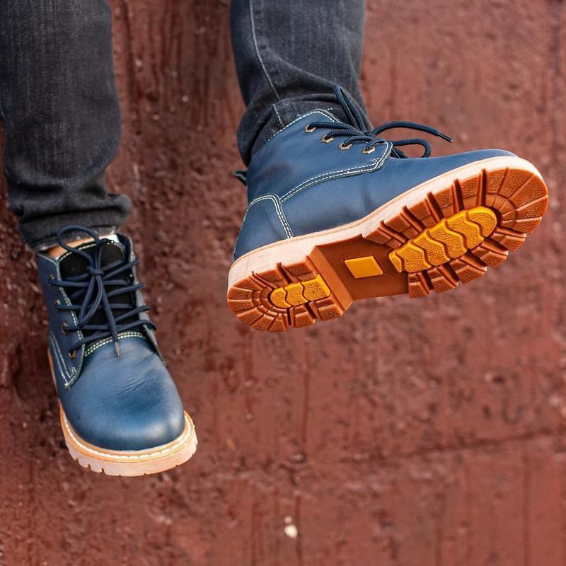 Ботинки south jaston blue (зима) - Фото 5