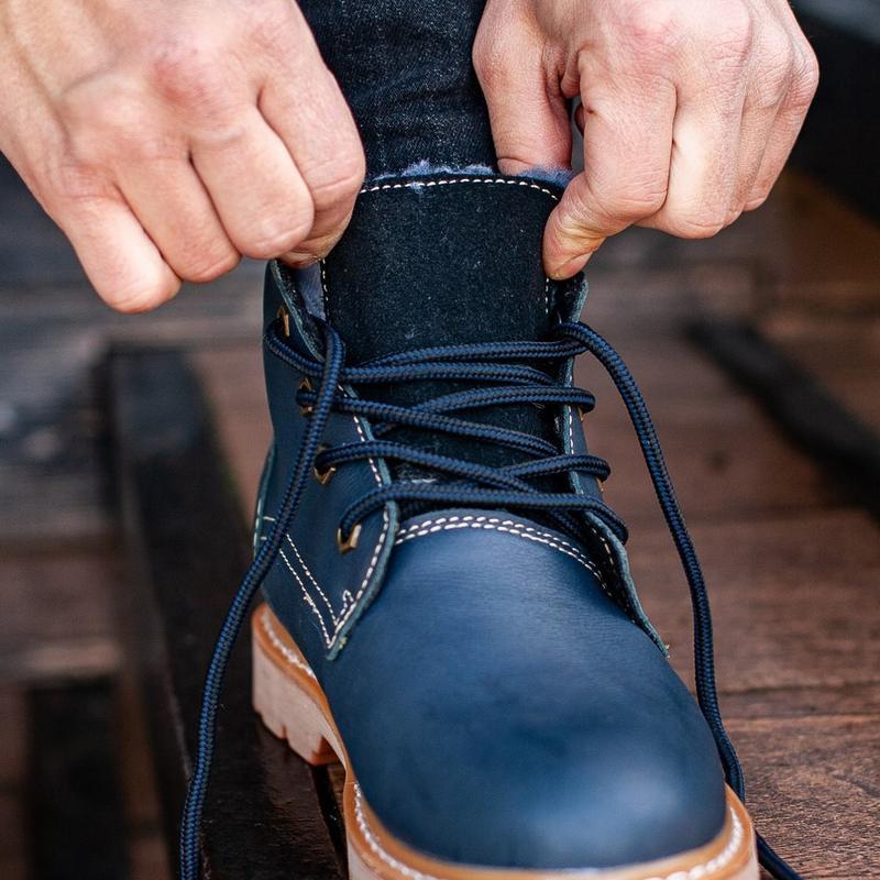 Ботинки south jaston blue (зима) - Фото 6