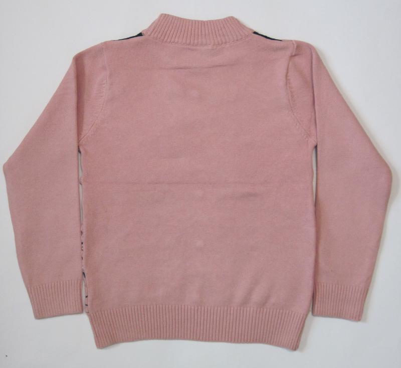 Детский свитер на девочку Yayikiss (120 см - 160 см) - Фото 2
