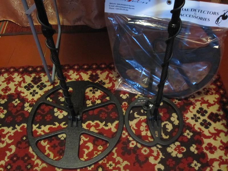 Поисковые катушки к металлоискателям металошукачам Vista - Фото 5