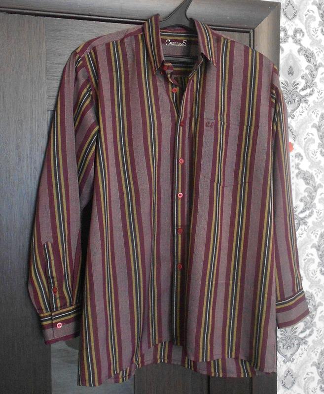 Рубашка мужская GS