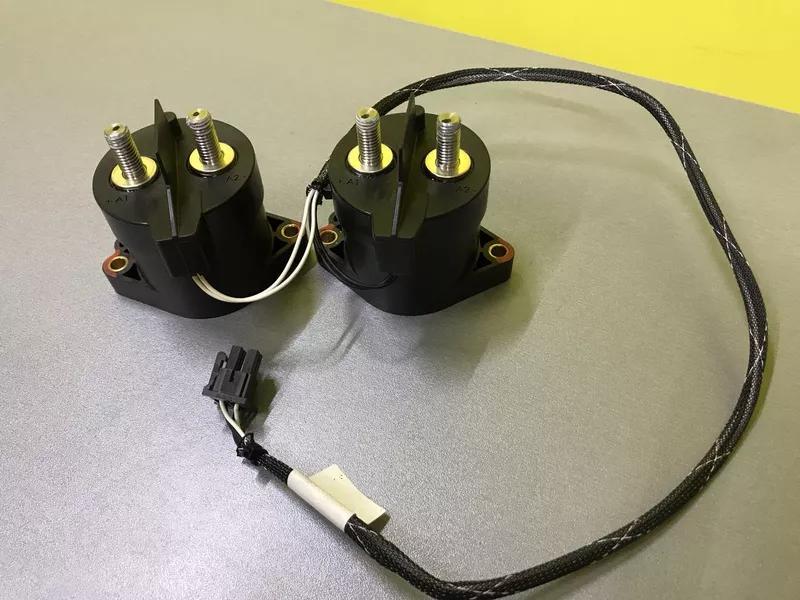 Контактор аккумулятор Tesla Model S X 1064696-00-B