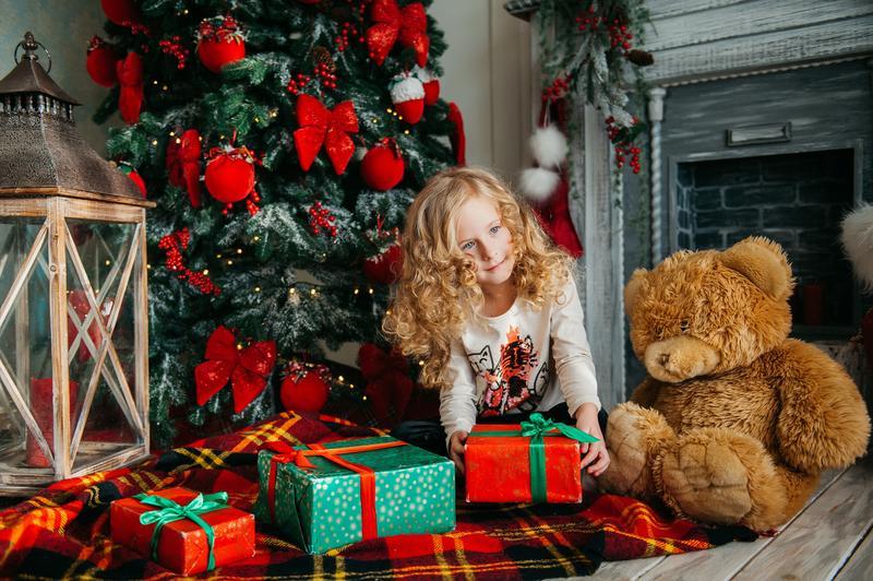 Детская новогодняя фотосессия - Фото 2