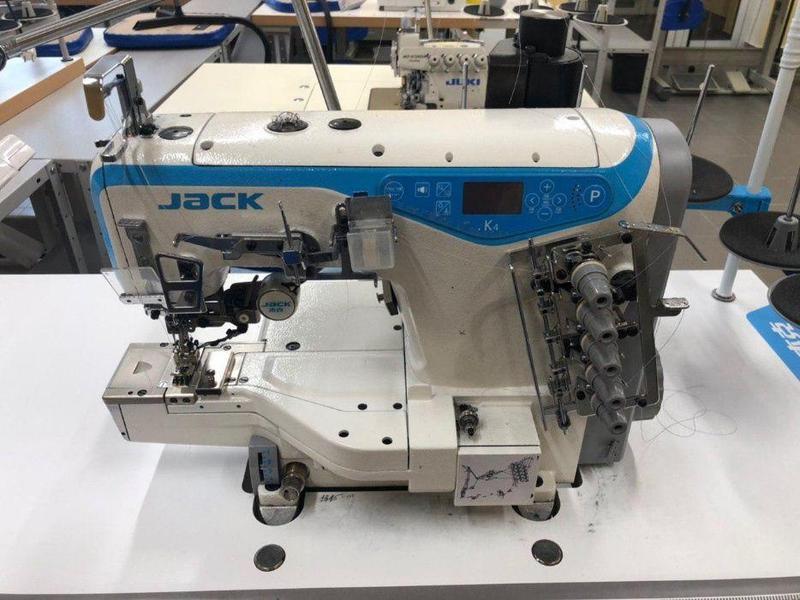 Швейна промислова машина Jack K4-UT-01GBX356