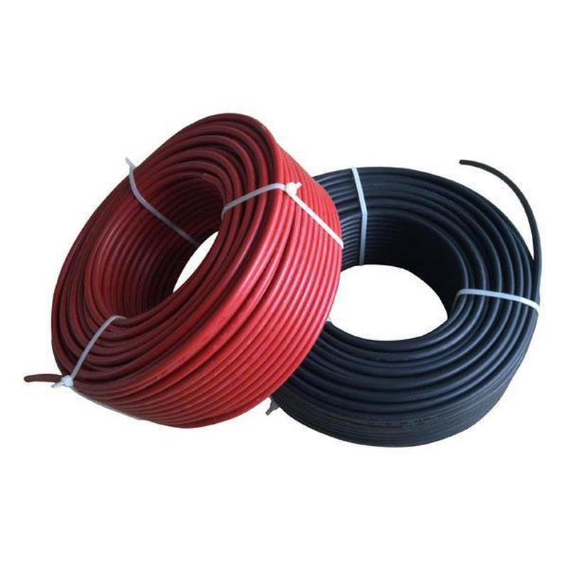 PV-кабель H1Z2Z2-K 1х6 (для солнечных электростанций), для сонячн