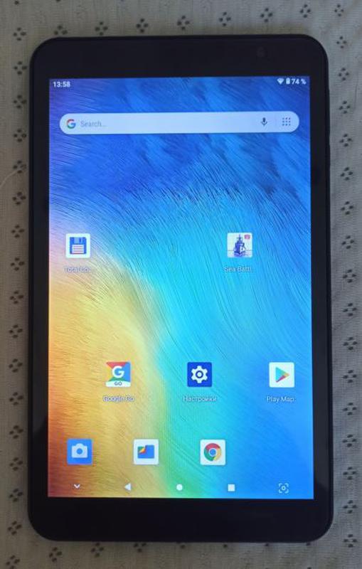 Teclast P80 2/32gb Android 10, Type-C 4000 мАч новый