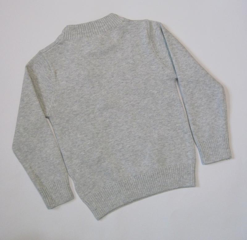 Детский свитер на девочку Small or Big (90 см - 130 см) - Фото 2