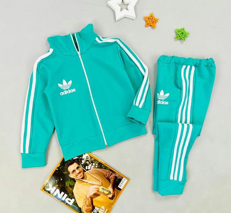 Спортивный костюм двойка на мальчика (кофта и штаны), детский,...