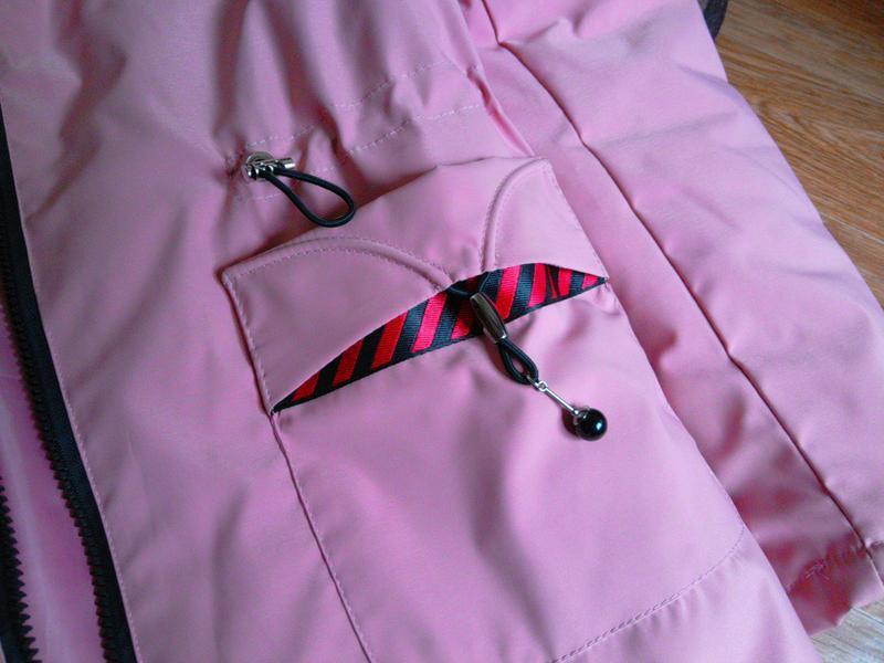 Куртка парка весна осень женская - Фото 5