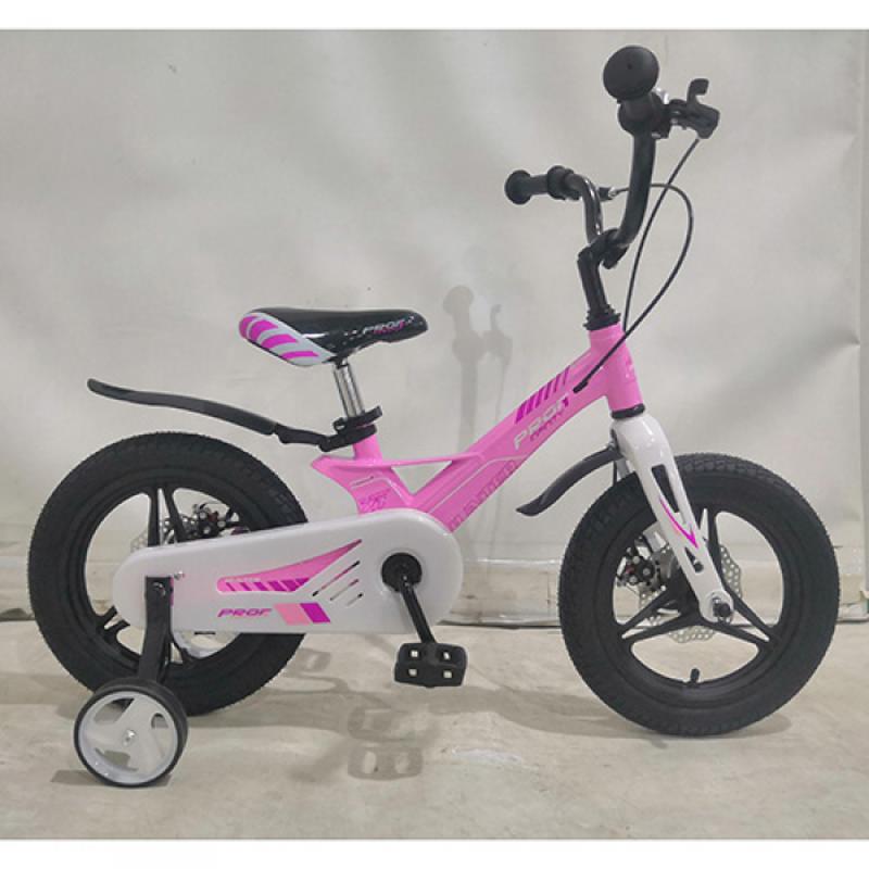 Детский двухколесный велосипед Hunter LMG14232,колеса 14 дюймов
