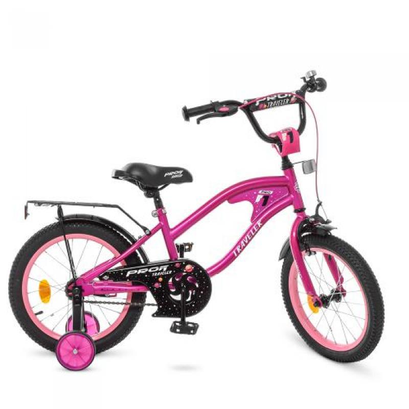 Детский Велосипед PROFI TRAVELER  Y18183,колеса 18 дюймов
