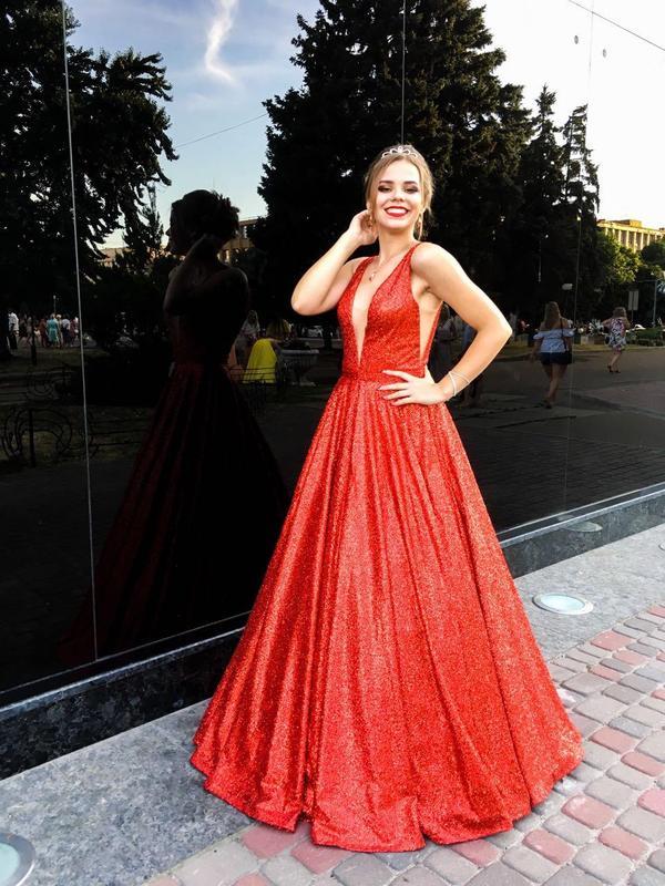 Платье вечернее 2 в 1, ткань- глиттер на сетке