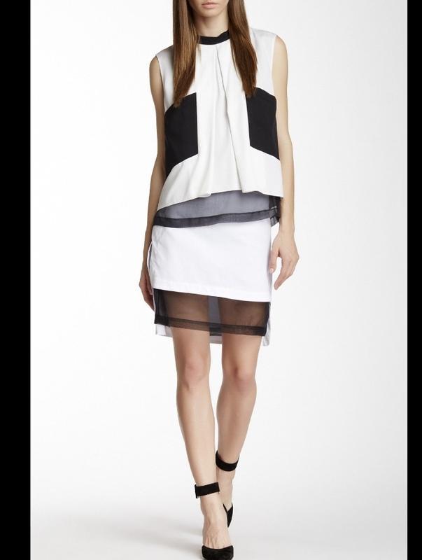 Robert rodriguez стильная юбка с шелковой подкладкой