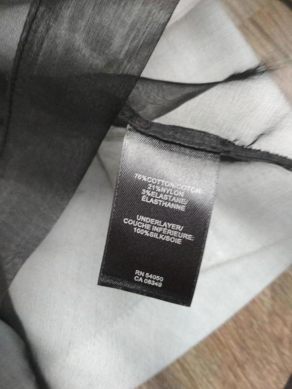 Robert rodriguez стильная юбка с шелковой подкладкой - Фото 6