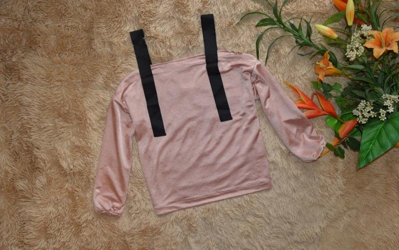Блуза bershka p xs