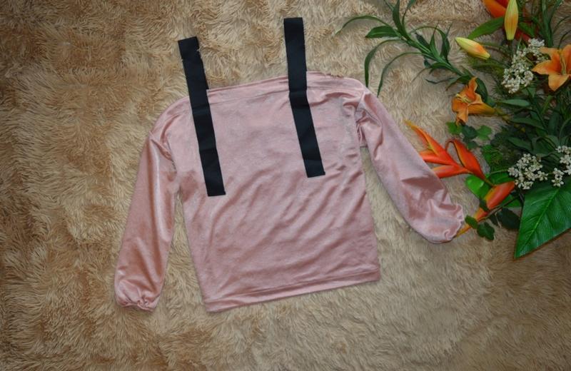 Блуза bershka p xs - Фото 2