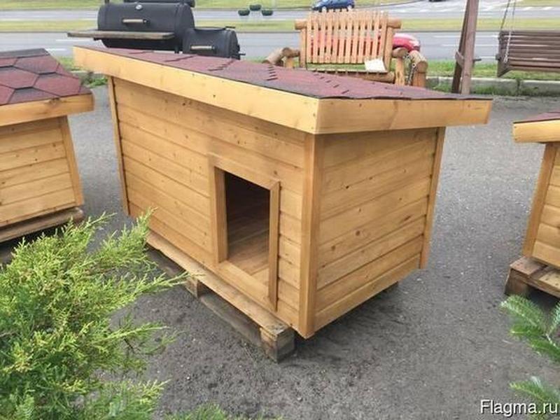 Вольеры и будки для собак - Фото 3