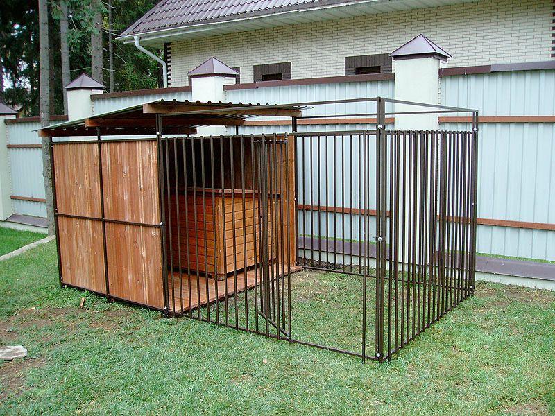 Вольеры и будки для собак - Фото 4