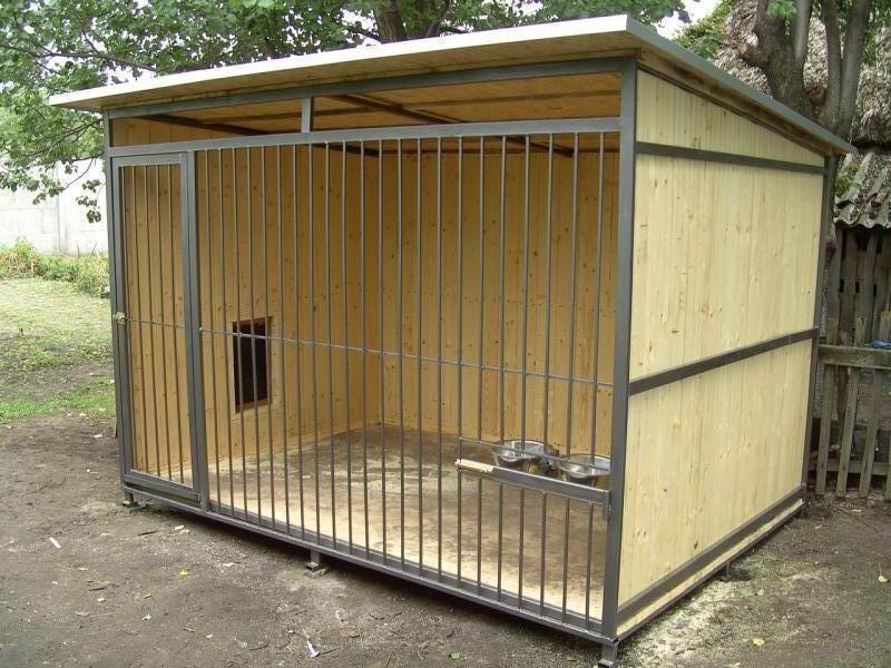 Вольеры и будки для собак - Фото 5