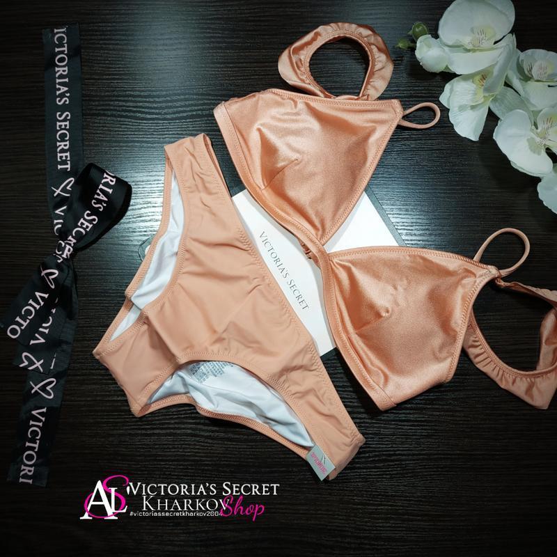 Купальник peach victoria's secret pink