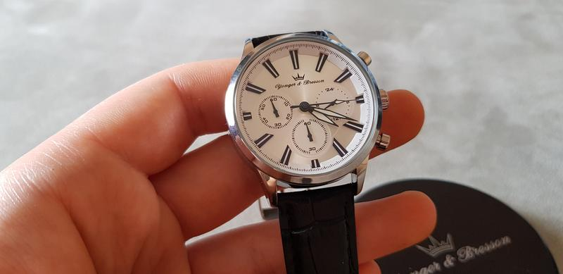 Мужские часы YONGER & BRESSON HCC 116/FG - Фото 4