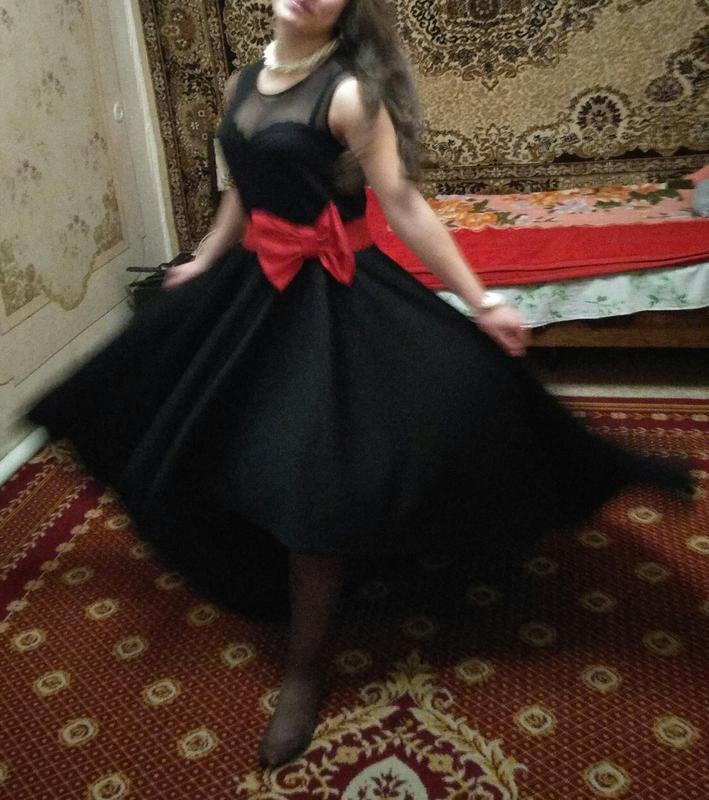 Шикарное платье, новое - Фото 2