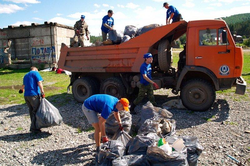 Вывоз строительного мусора хлама с погрузкой и без