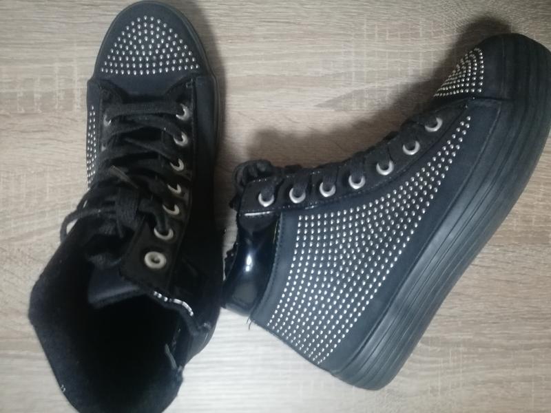 Классные ботинки catwalk - Фото 3