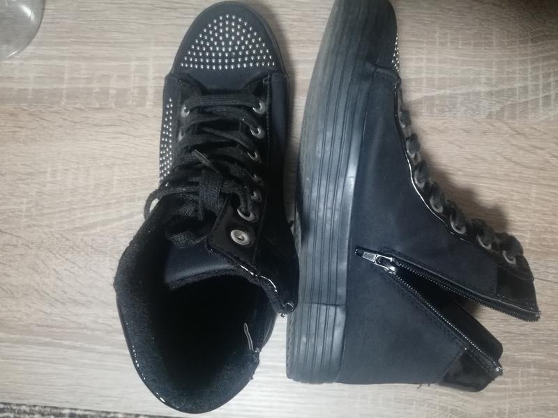 Классные ботинки catwalk - Фото 4
